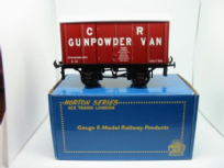 CR Gunpowder van